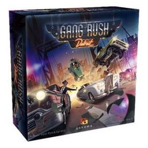 Affiche Gang Rush: Breakout