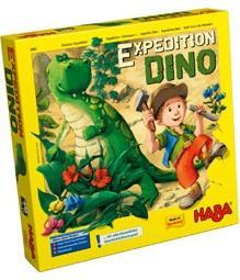 Affiche Expedition Dino