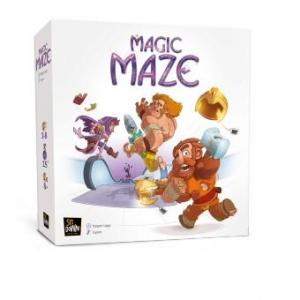 Affiche Magic Maze