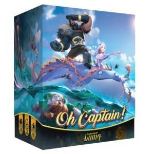 Affiche Oh Capitaine !