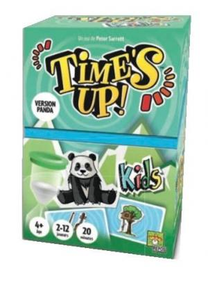 Affiche Time's Up! Kids 2 Panda