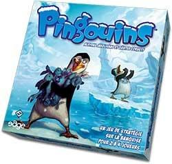 Affiche Pingouins