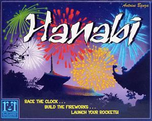 Affiche Hanabi