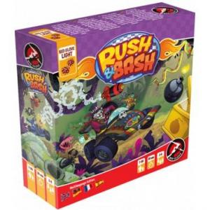 Affiche Rush and Bash