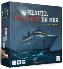 Affiche Minuit, Meurtre en Mer