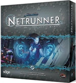 Affiche Android Netrunner