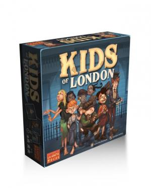 Affiche Kids of London