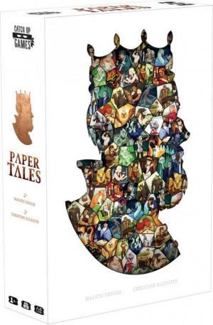 Affiche Paper Tales