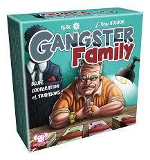 Affiche Gangster Family