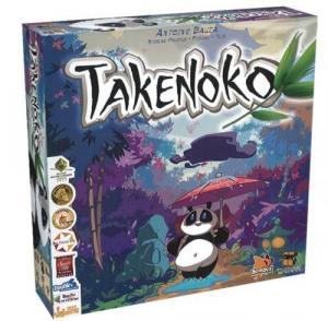 Affiche Takenoko