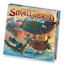 Affiche Smallworld Sky Islands