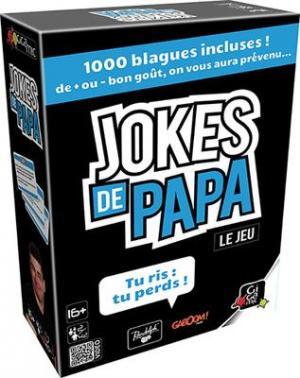 Affiche Jokes de Papa