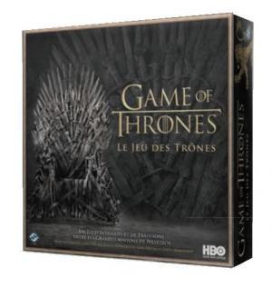 affiche Game of Thrones: Le Jeu des Trônes