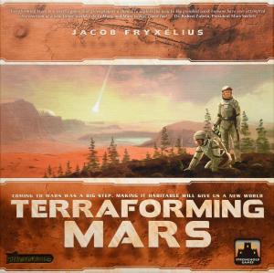 Affiche Terraforming Mars