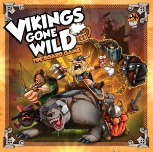Affiche Vikings Gone Wild