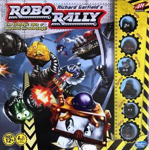 Affiche Robo Rally