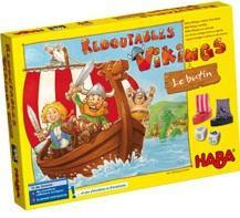 Affiche Redoutables Vikings: Le Butin