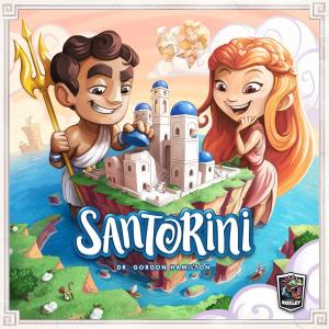 Affiche Santorini