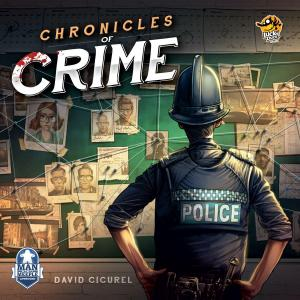 Affiche Chronicles of Crime