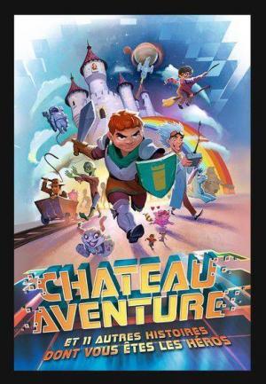 Affiche Château Aventure