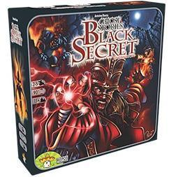 Affiche Ghost Stories: Black Secret