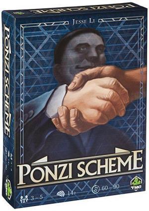 Affiche Ponzi Scheme