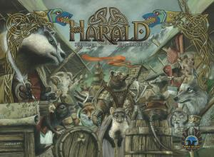 Affiche Harald