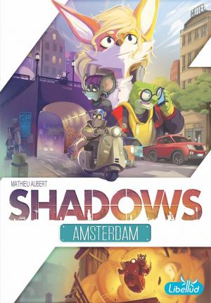 Affiche Shadows : Amsterdam
