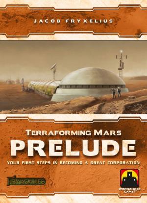 Affiche Terraforming Mars : Prélude