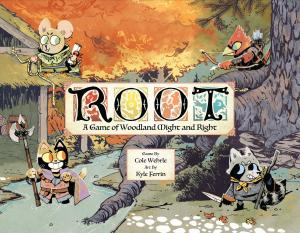 Affiche Root
