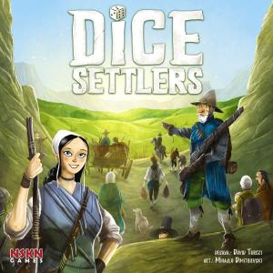 affiche Dice Settlers