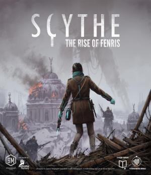 Affiche Scythe: Le réveil de Fenris