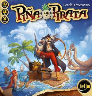 Affiche Piña Pirata