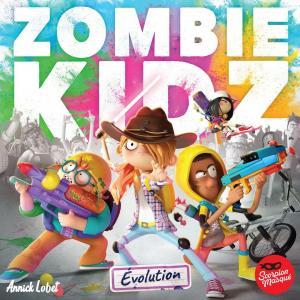 Affiche Zombie Kidz Evolution