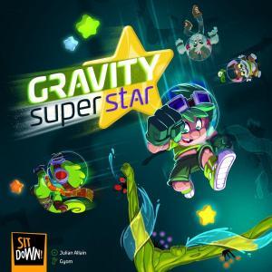 affiche Gravity Superstar