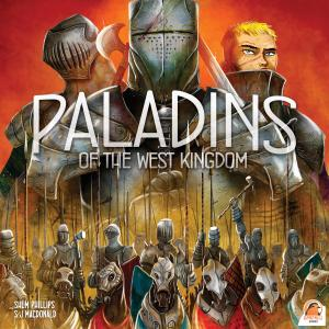 Affiche Paladins of the west kingdom