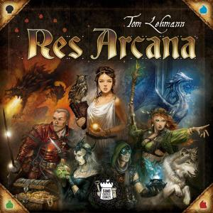 Affiche Res Arcana