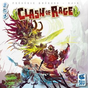 Affiche Clash of Rage
