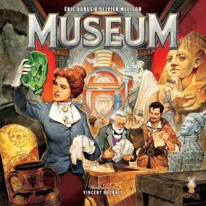 Affiche Museum