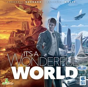 Affiche It's a Wonderful World