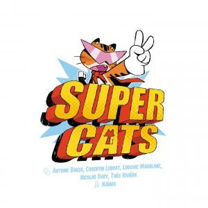 affiche Super Cats