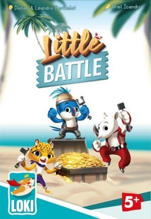affiche Little Battle