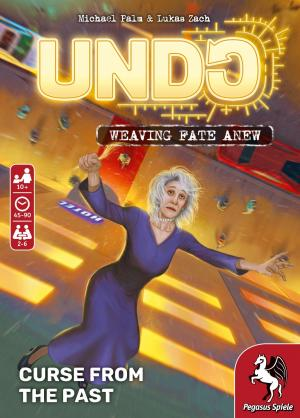 affiche Undo: Prisionnier du passé