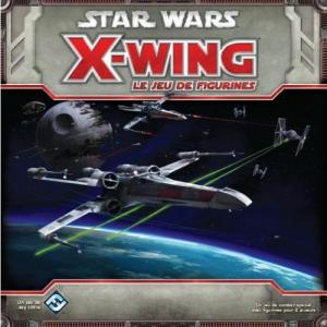 Affiche X-Wings