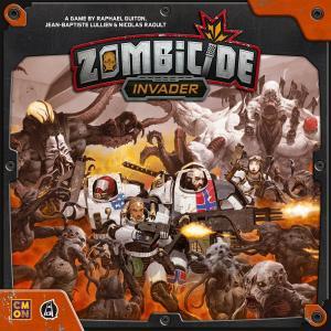 Affiche Zombicide: Invader
