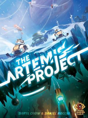 Affiche The Artemis Project