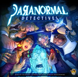 Affiche Paranormal Detectives