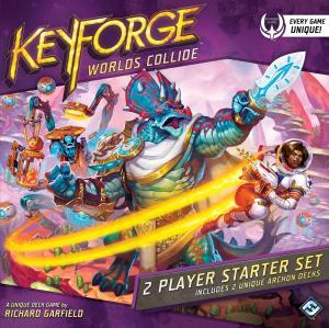 Affiche KeyForge - Collision des Mondes - Starter 2 Joueurs