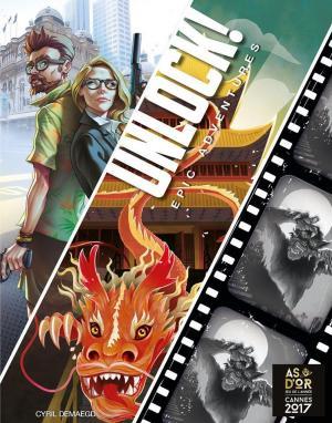 Affiche Unlock! Epic Adventures