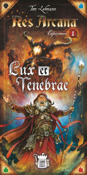 Affiche Res Arcana: Lux et Tenebrae